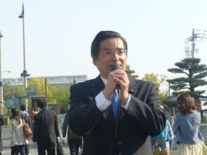 街頭演説3