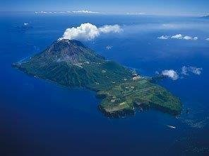 三島村の島々