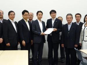 長崎市長からの要望