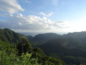 青ヶ島の風景2