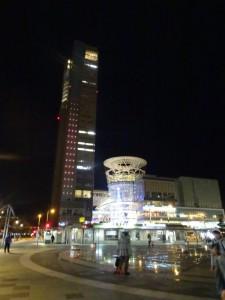 高松駅前 シンボルタワー