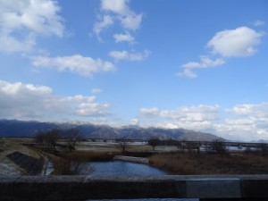 出雲市の風景