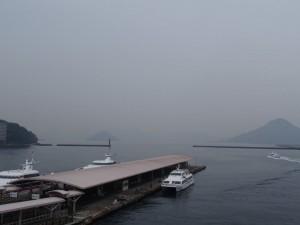 広島宇品港