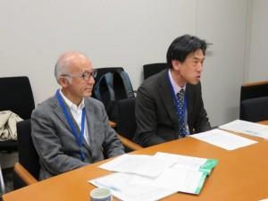 日本財団石井氏と瀧井氏