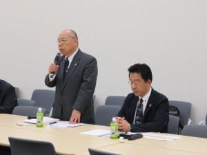古屋常務理事・田所事務局長