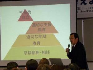 宇根先生の講演